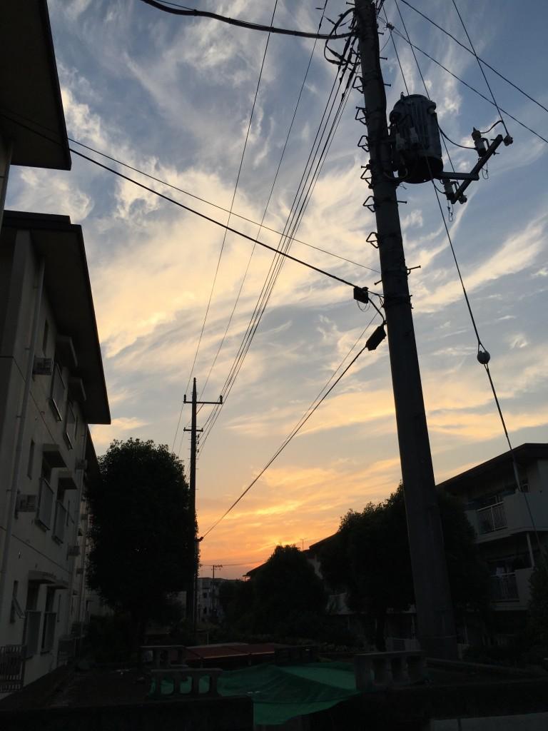 青井ですら涙した「砧三丁目の夕焼け」