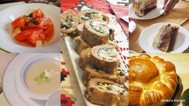 知られざる美食大国セルビアの料理。
